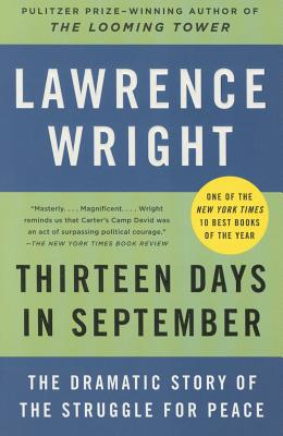Thirteen Days in September: The Dramatic Story of the Struggle for Peace Cover Image