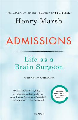Admissions: Life as a Brain Surgeon Cover Image