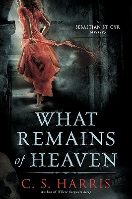 What Remains of Heaven Cover