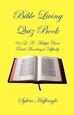 Cover for Bible Living Quiz Book