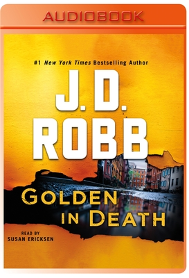 Golden in Death: An Eve Dallas Novel Cover Image