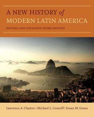 A New History of Modern Latin America Cover Image