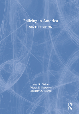 Policing in America Cover Image