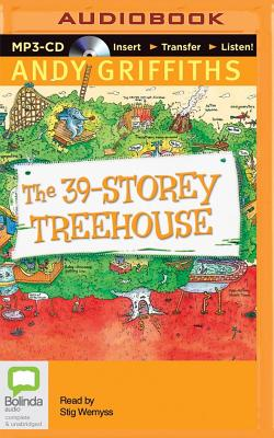 The 39-Storey Treehouse Cover Image