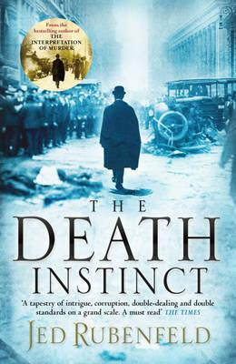 Death Instinct Cover