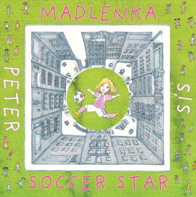 Madlenka Soccer Star Cover