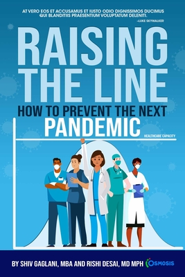 Raising the Line: How to Prepare for the Next Pandemic Cover Image