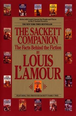 The Sackett Companion Cover