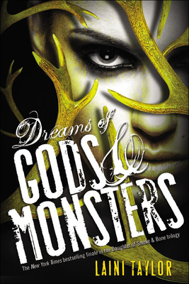 Dreams of Gods & Monsters Cover Image