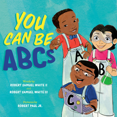 You Can Be ABCs Cover Image