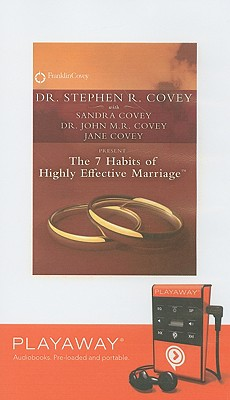 The 7 Habits of Highly Effective Marriage [With Headphones] Cover Image