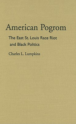 Cover for American Pogrom