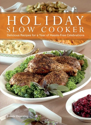 Holiday Slow Cooker Cover