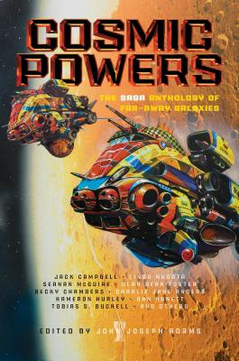 Cover for Cosmic Powers