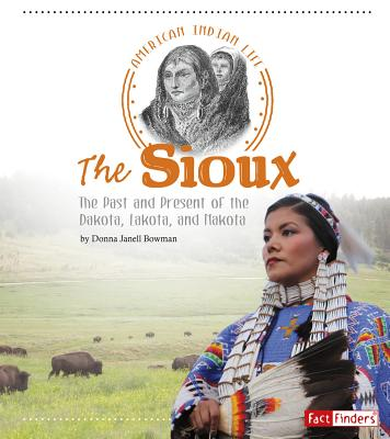 Cover for The Sioux