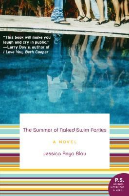 The Summer of Naked Swim Parties Cover Image