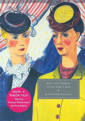 Miss Pettigrew Lives for a Day Cover