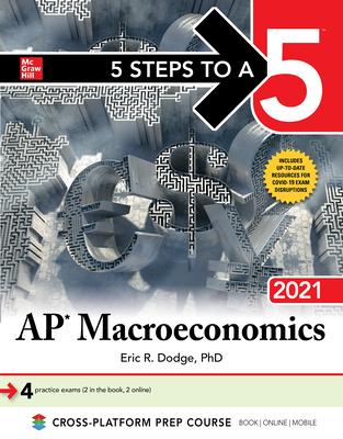 5 Steps to a 5: AP Macroeconomics 2021 Cover Image