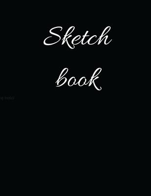 Sketch Book, Personalized Sketchbook (8.5