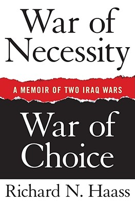 War of Necessity, War of Choice Cover