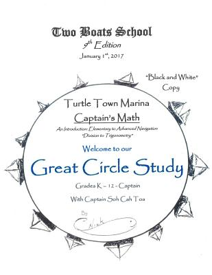 {Black & White} Great Circle Study: Turtle Town Marina Cover Image
