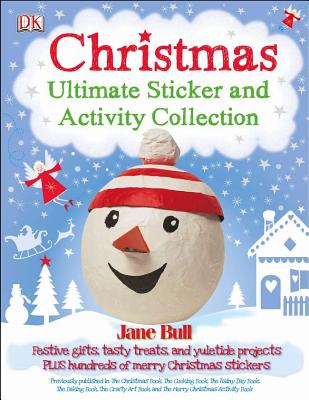 Ultimate Sticker and Activity Collection: ChristmasJane Bull