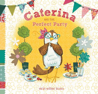 Caterina and the Perfect Party Cover