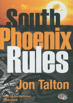 South Phoenix Rules (David Mapstone (Audio)) Cover Image