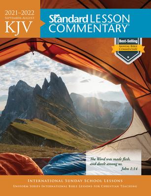 KJV Standard Lesson Commentary® 2021-2022 Cover Image
