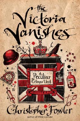 The Victoria Vanishes Cover