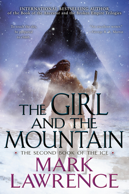 The Girl and the Mountain (The Book of the Ice #2) Cover Image
