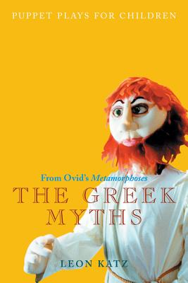 The Greek Myths (Applause Books) Cover Image