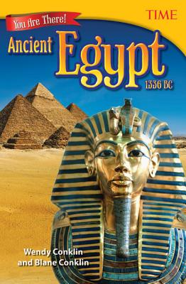 You Are There! Ancient Egypt 1336 BC Cover Image