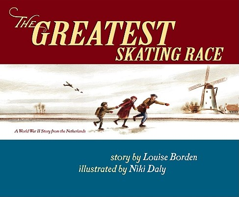 The Greatest Skating Race Cover