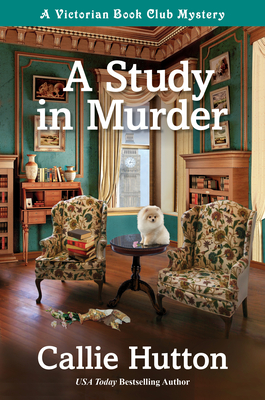 A Study in Murder: A Victorian Book Club Mystery Cover Image