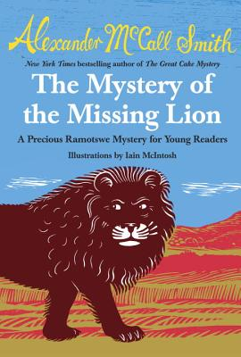 The Mystery of the Missing Lion Cover Image