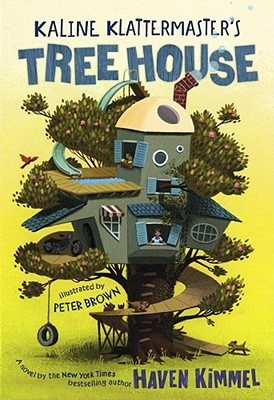 Kaline Klattermaster's Tree House Cover