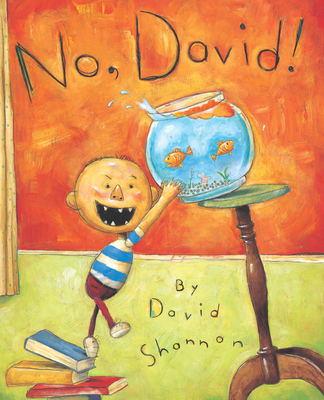 No, David! Cover Image