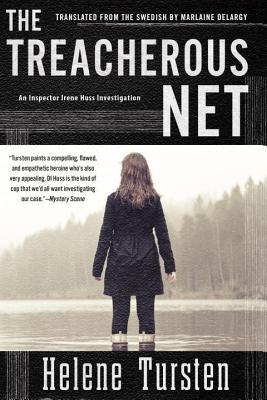 The Treacherous Net (An Irene Huss Investigation #8) Cover Image