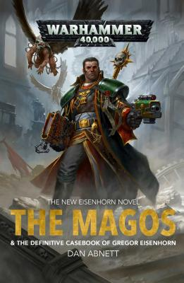 Cover for The Magos (Eisenhorn #4)