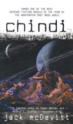 Cover for Chindi (Hutch #2)