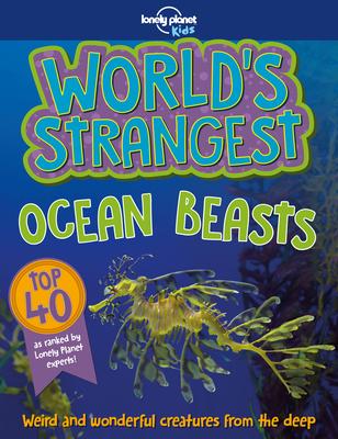 World's Strangest Ocean Beasts Cover Image