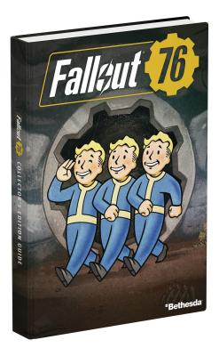 Fallout 76: Official Collector's Edition Guide Cover Image