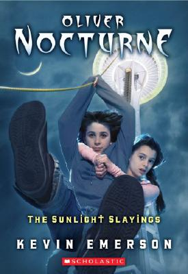 Oliver Nocturne #2: Sunlight Slayings Cover Image