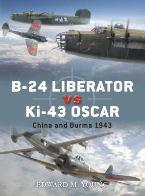 B-24 Liberator vs KI-43 Oscar Cover