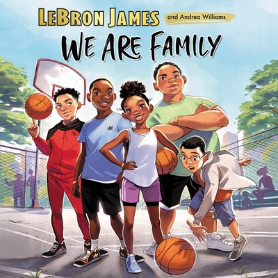 We Are Family Cover Image