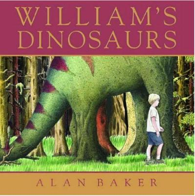 William's Dinosaurs Cover