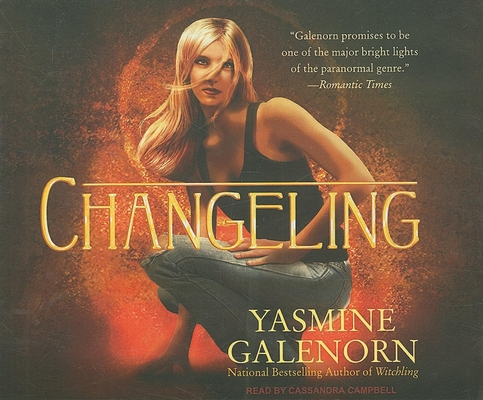 Changeling Cover Image