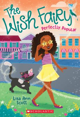Perfectly Popular (The Wish Fairy #3) Cover Image