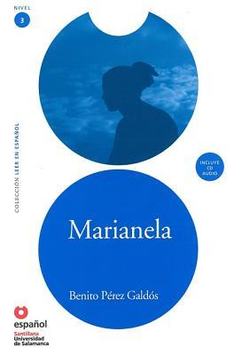 Marianela [With CD (Audio)] (Leer en Espanol: Nivel 3) Cover Image